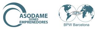 Asodame Dones Emprenedores Logo
