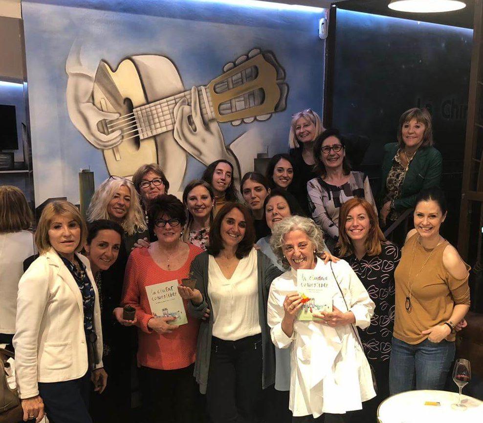Asodame i Pilar Sampietro La Ciutat Comestible