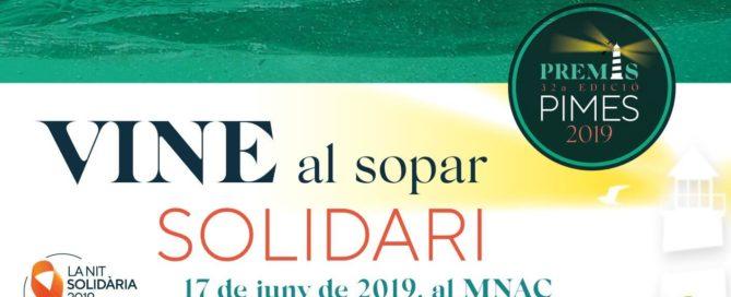 Sopar solidari de la 32a edició dels Premis Pimes amb Asodame