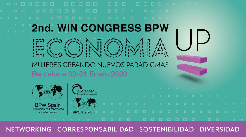 ECONOMIA UP! Second Win Congress BPW - Asodame