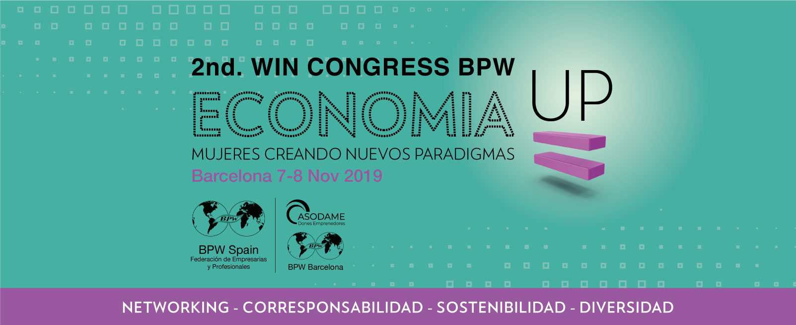 ECONOMIA UP! Second Win Congress BPW - Asadome