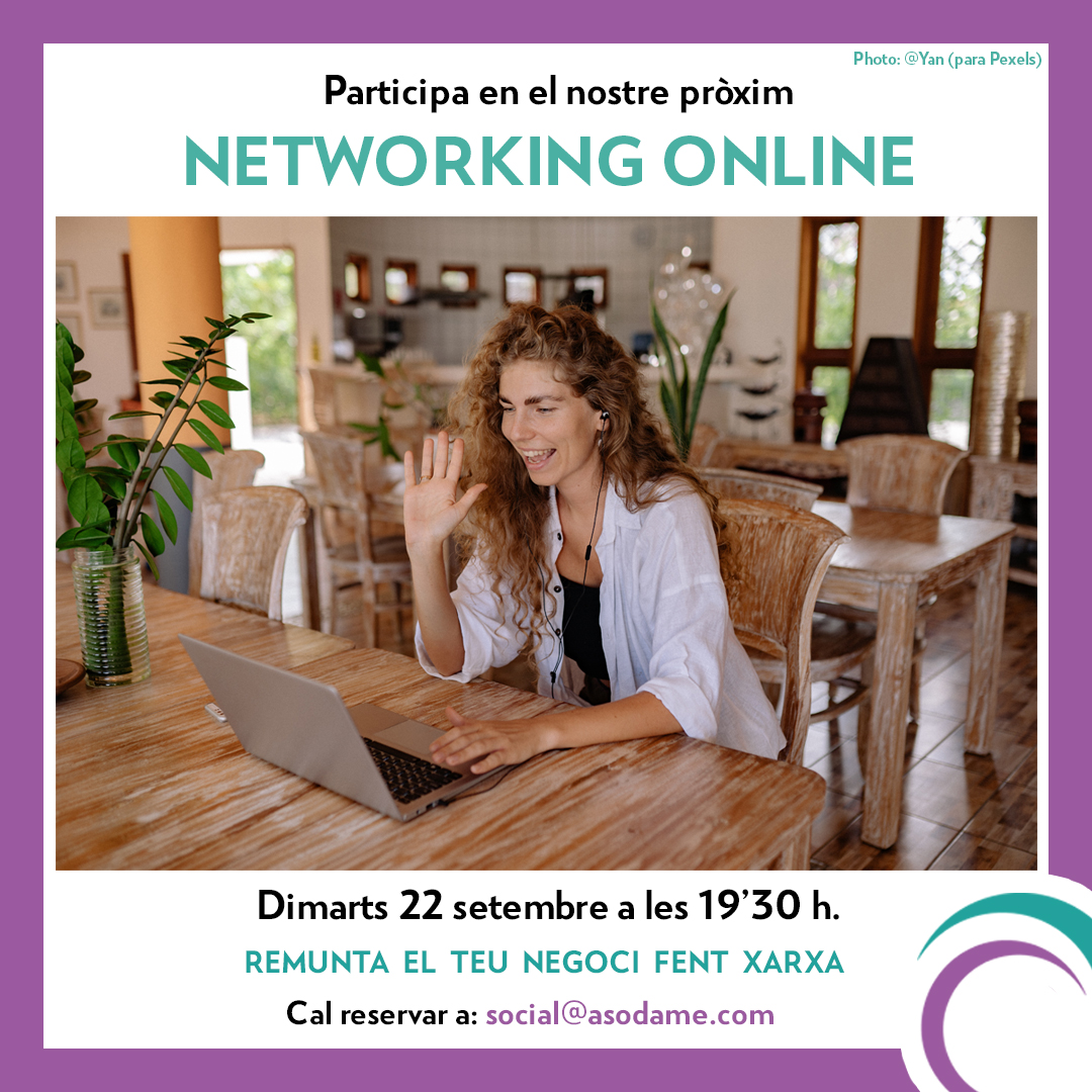 Networking Online Asodame #Set