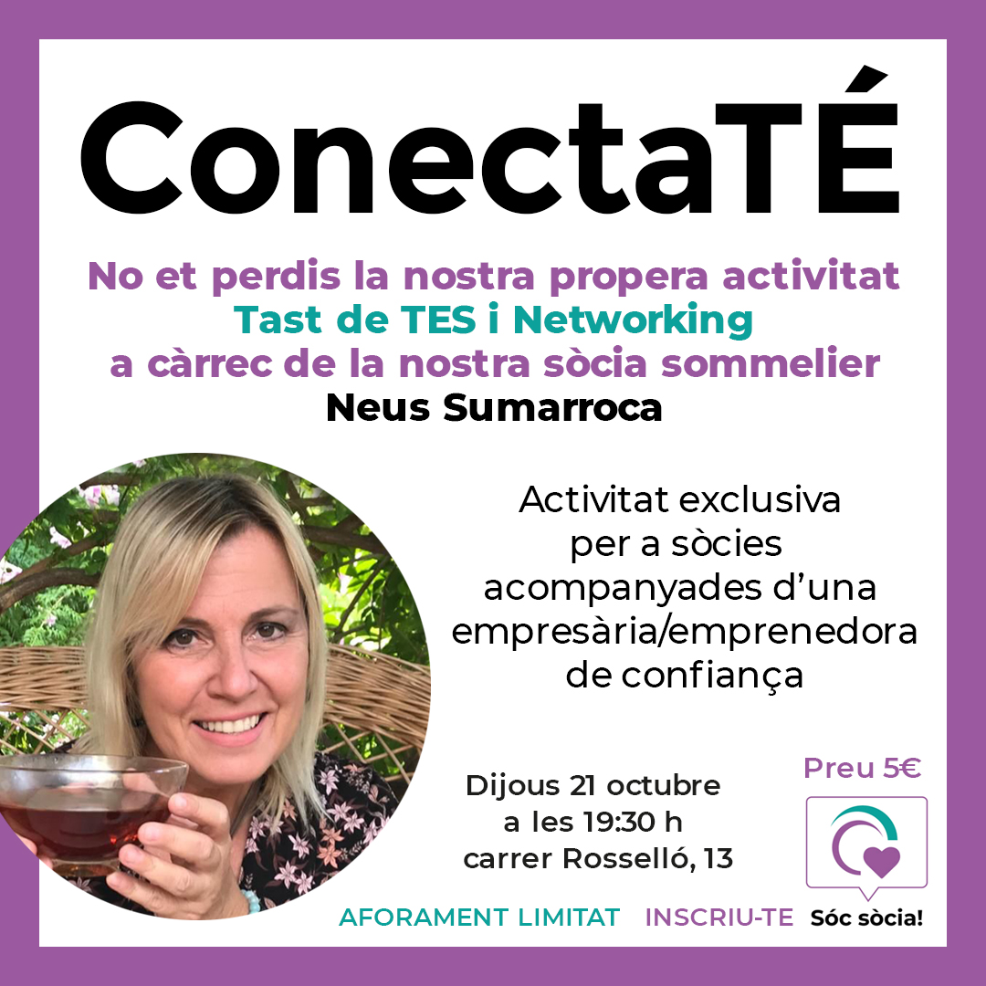 Networking Asodame #ConectaTE 21oct